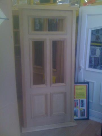 The Door Shop Mahogany External